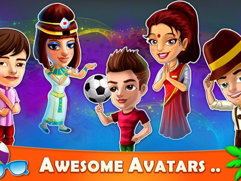 awesome avatars game