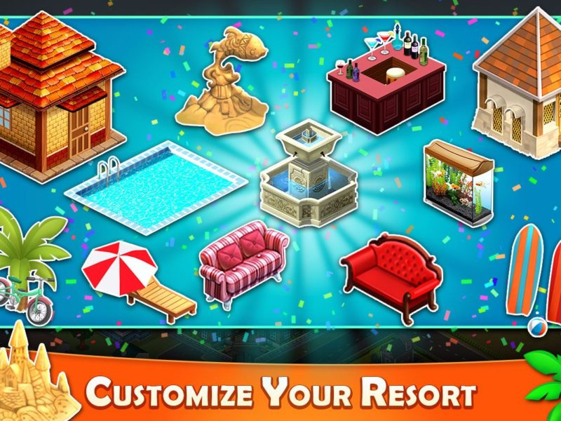 resort tycoon game