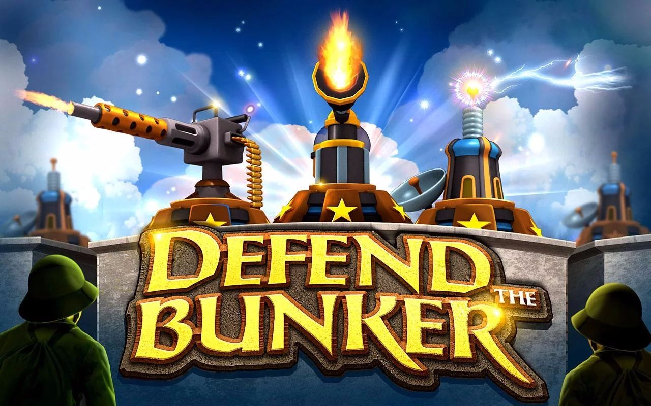 defend the bunker game