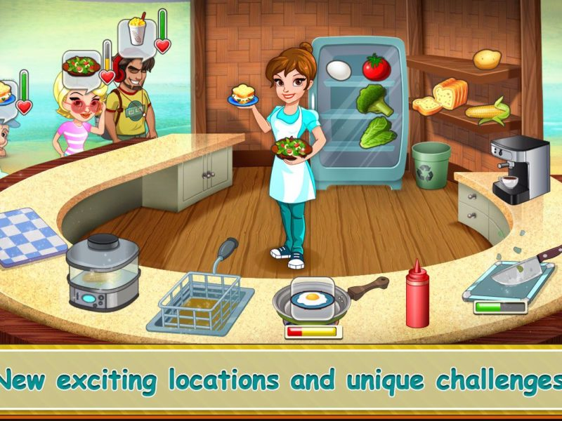 kitchen king games online