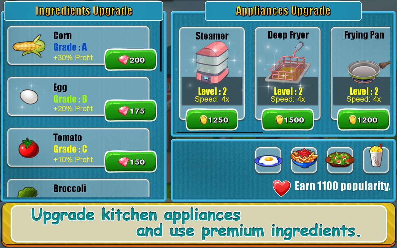 Download Cooking Games for Mobile and PC | Kitchen Cooking Games ...
