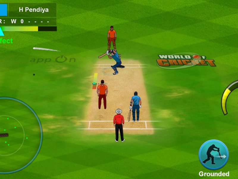 cricket game online