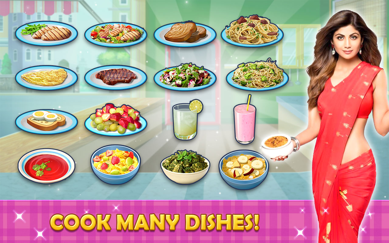 Download best restaurant games free online restaurant cooking shilpa shetty domestic diva restaurant cooking game forumfinder Image collections